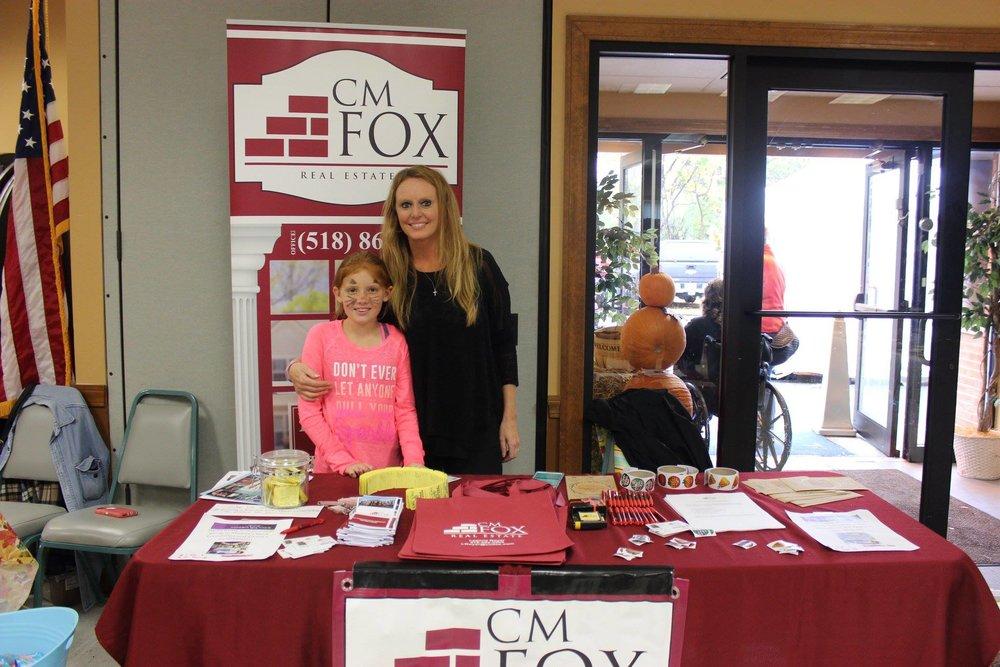 GROWER SPONSOR: Leanne Royer of CM Fox Real Estate