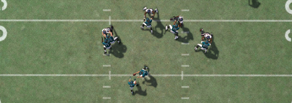 The best blocking Ryan Mathews will have all season