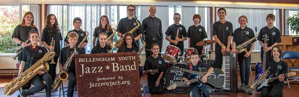 Bellingham Youth Jazz Band Set to play for the 2nd Summer Concert Series