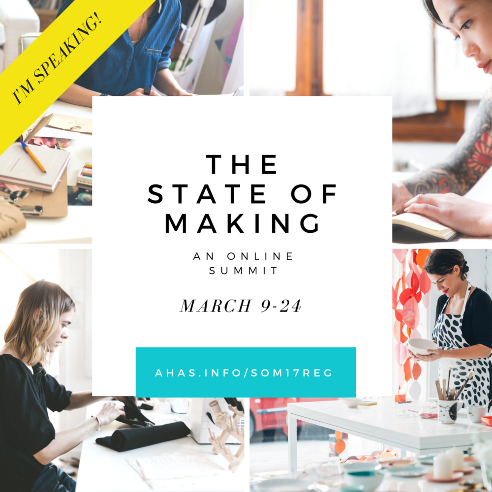 AHA - State of Making conference - Thank you for attending the State of Making Conference. Subscribe to our email list to receive news of future conferences, workshops and blog posts.