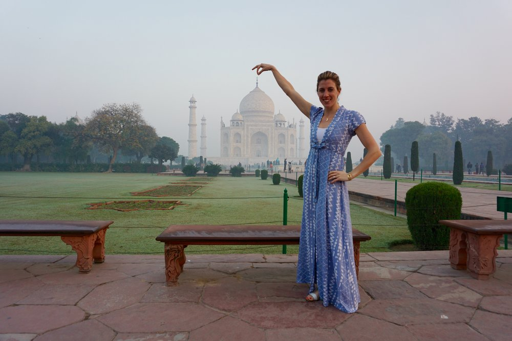 It took ~20 years to build the Taj Mahal. No process is too large or small. You can do it!