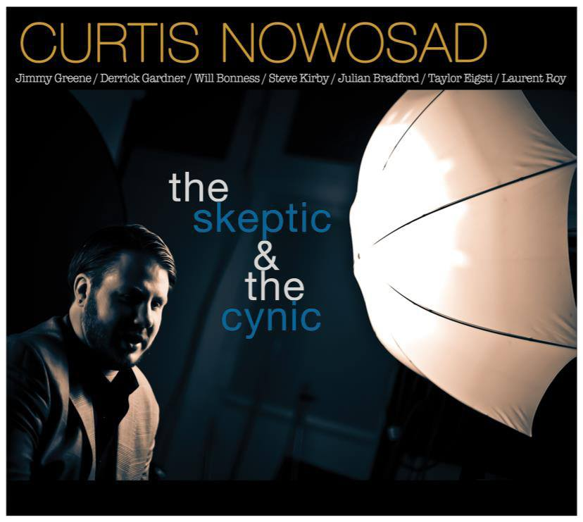 """""""The Skeptic & the Cynic"""" (2012) Album Cover (photo & design by Leif Norman)"""