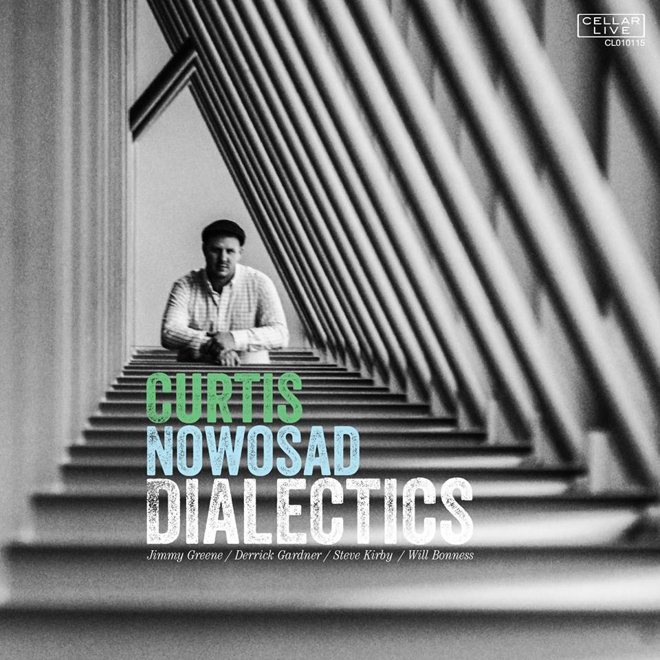 """Dialectics"" (Cellar Live, 2015) Album Cover (photo by Rachel Boese, design by Ian Hendrickson-Smith)"