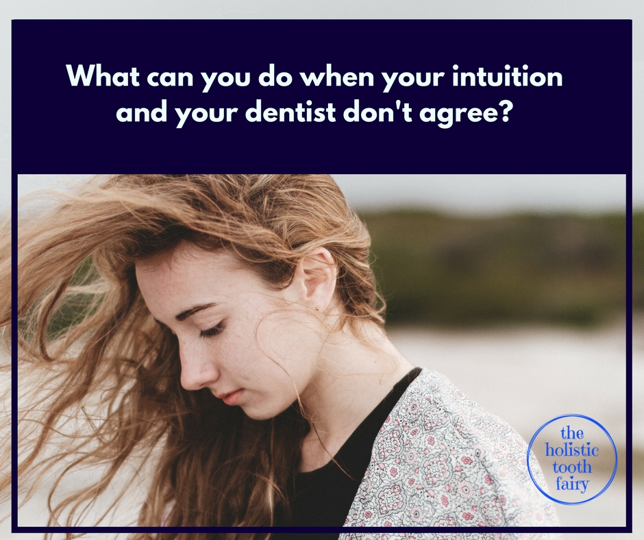 Learning to listen to your intuition to support teeth and gum health