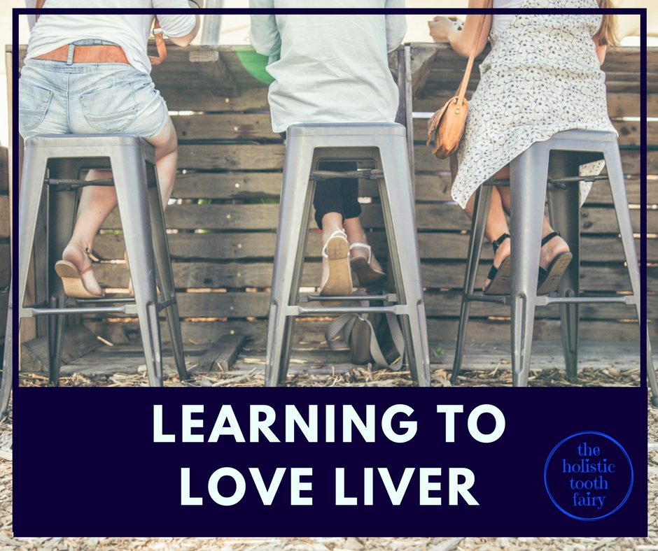 Liver is a super teeth and gum healing food that makes teeth stronger and gums healthier. Cures gum disease and tooth decay.