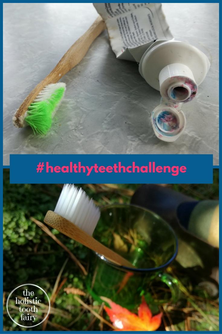 #healthyteethchallenge