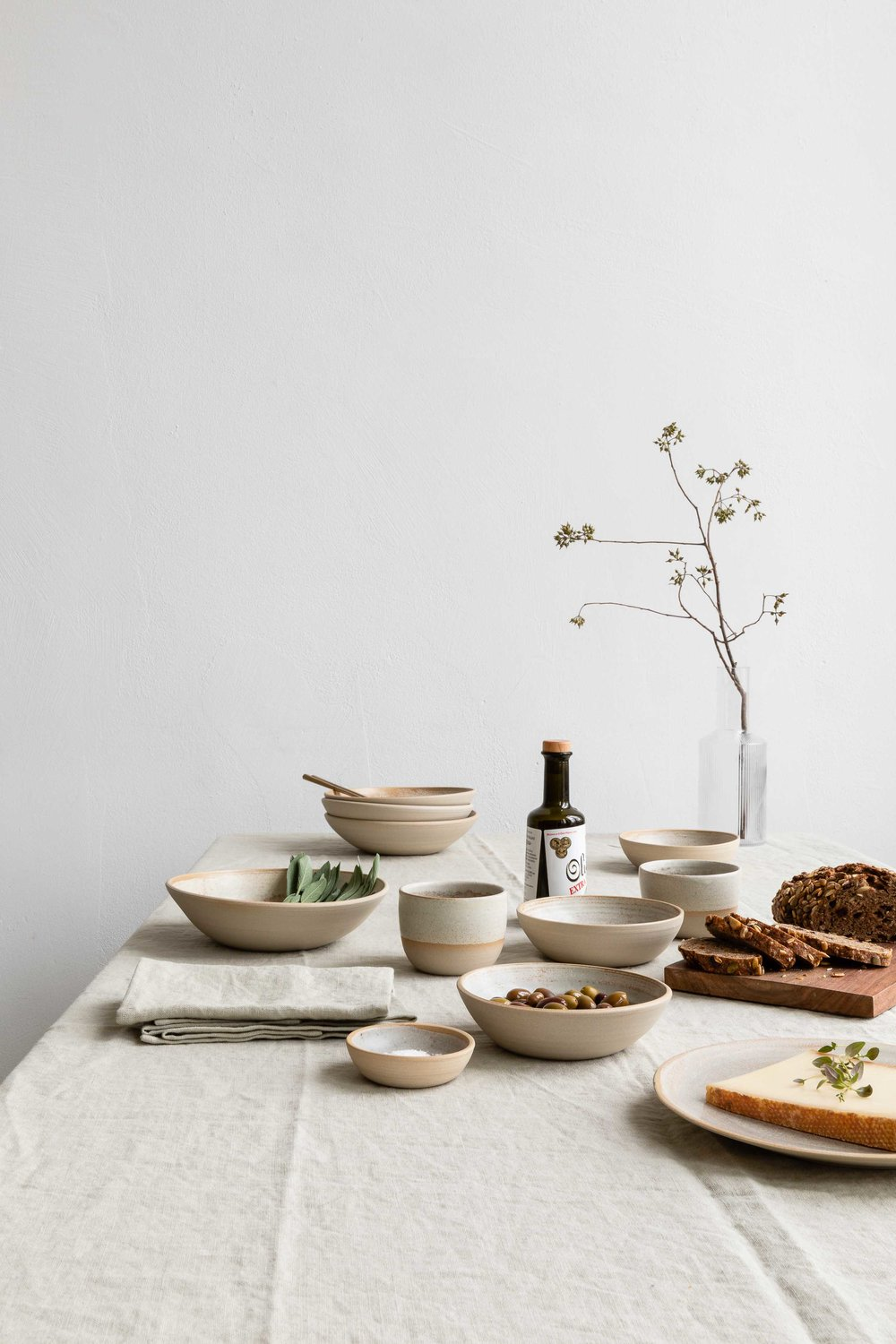 ceramics by annemieke boots | verdenius photography and styling