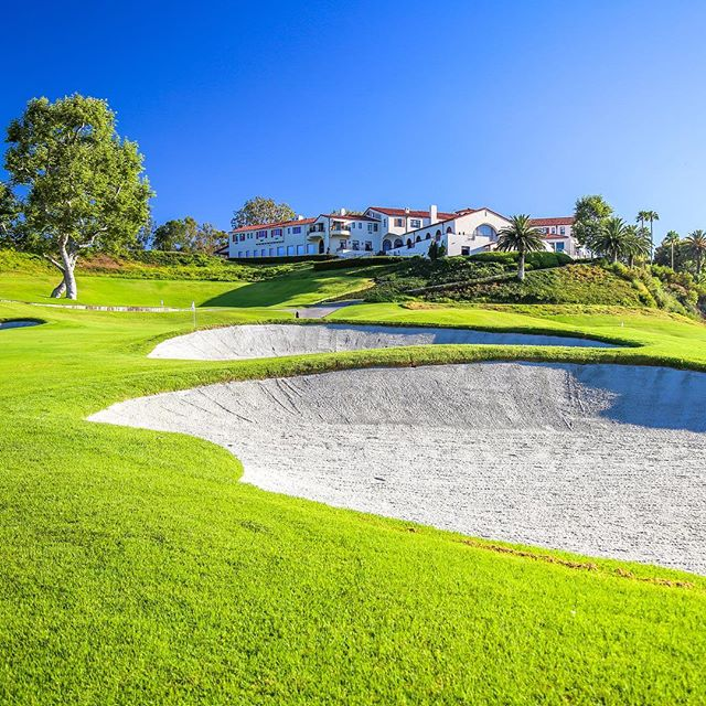 At the #beautiful #rivieracountryclub  in #losangeles #california today. Great course and great setting. #golf #pga #sports #sportsphotography #marketing #la