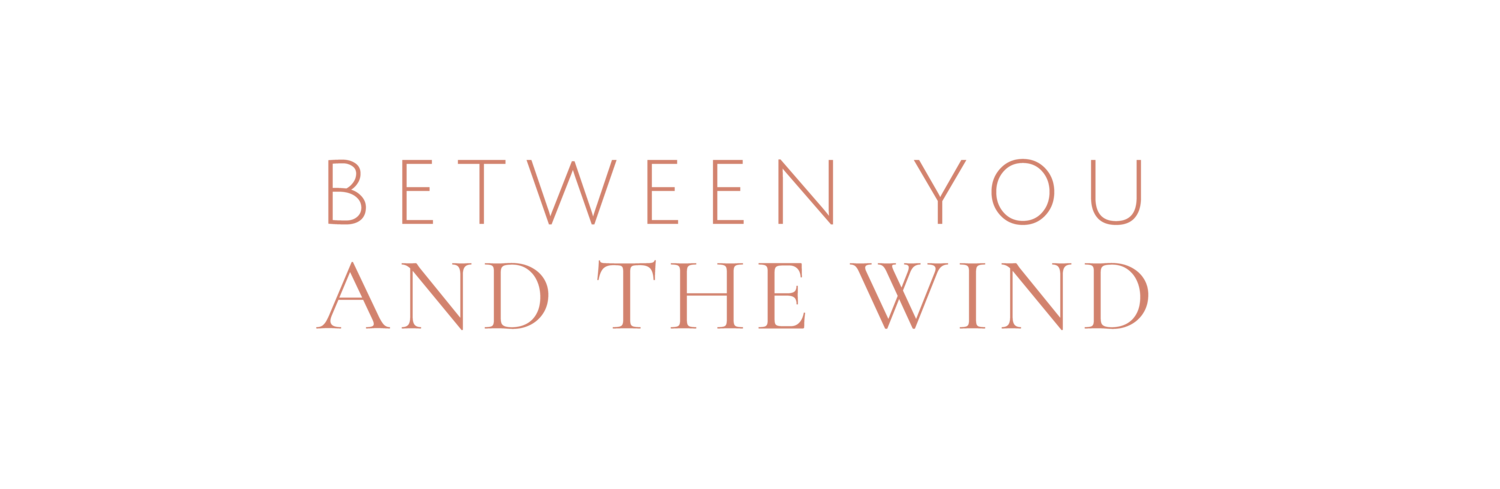 Between You and the Wind