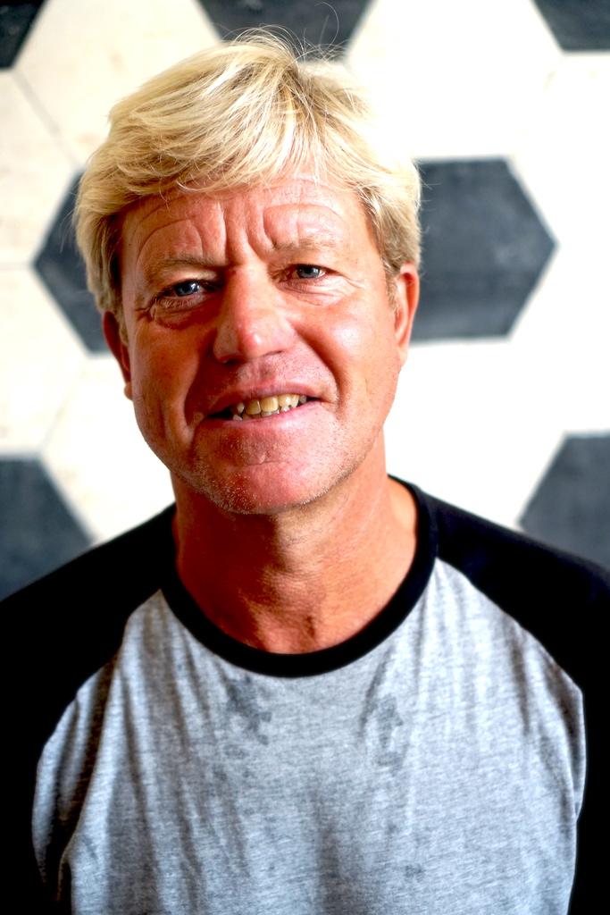 Peter de Lange - Iyengar