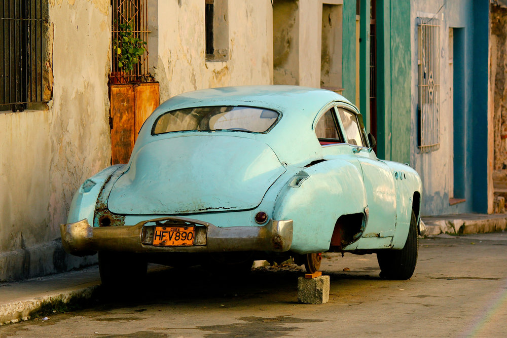 The colors of Cuba