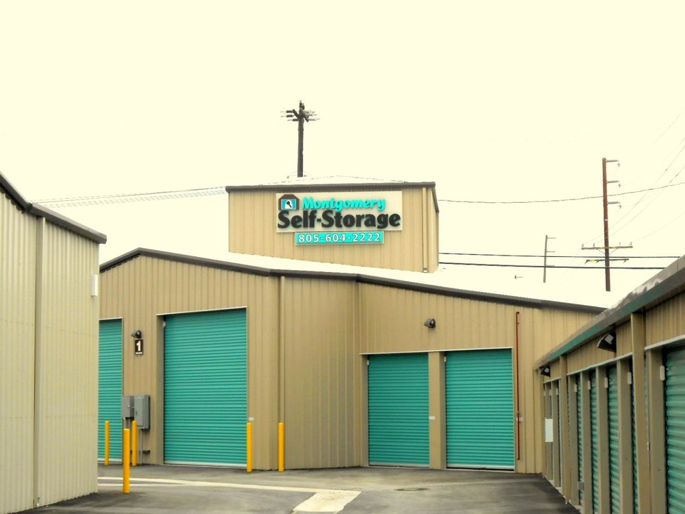 Montgomery Self Storage   Oxnard