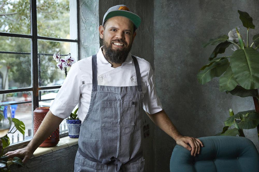 Chef Cesar Zapata