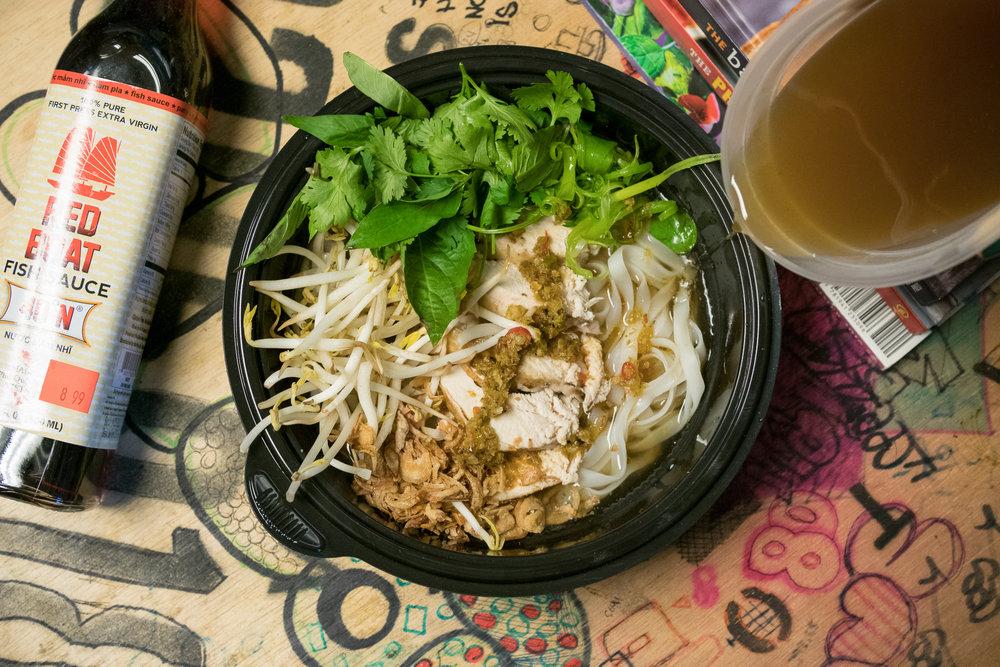Pho Ga - chicken pho