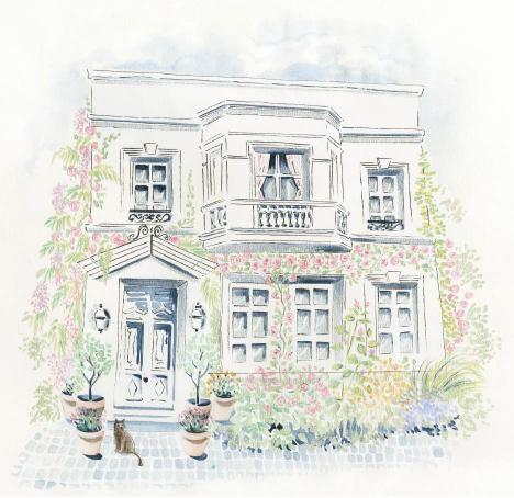illustration par Margot Van Huijkelom