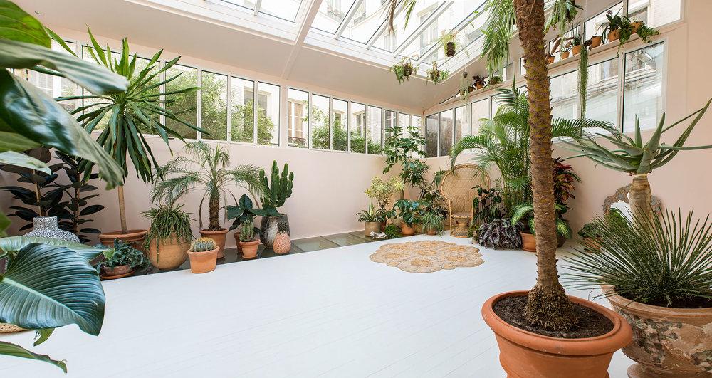 Le jardin d'hiver, réalisépar Maison Debeaulieu, surface 42m2.