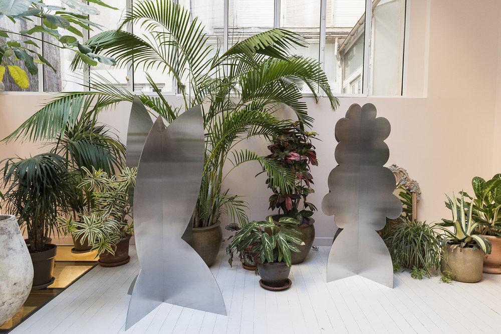 """.... — Sculptures """"Fiori"""", Giacomo Balla .. — """"Fiori"""" sculptures, Giacomo Balla ...."""