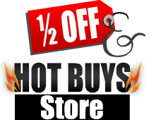 Half Off & Hot Buys Store