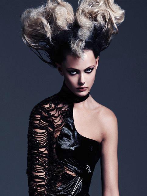 Mixed Fashion Magazine 1 Nicolas Jurnjack Hairstyles