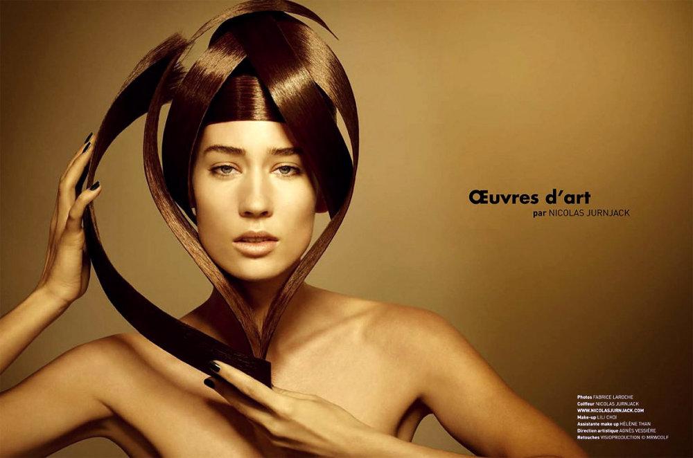Favorit Archived Press — Nicolas Jurnjack Hairstyles SB18