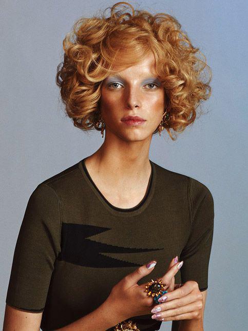 Vogue Fashion Shoots 1 Nicolas Jurnjack Hairstyles