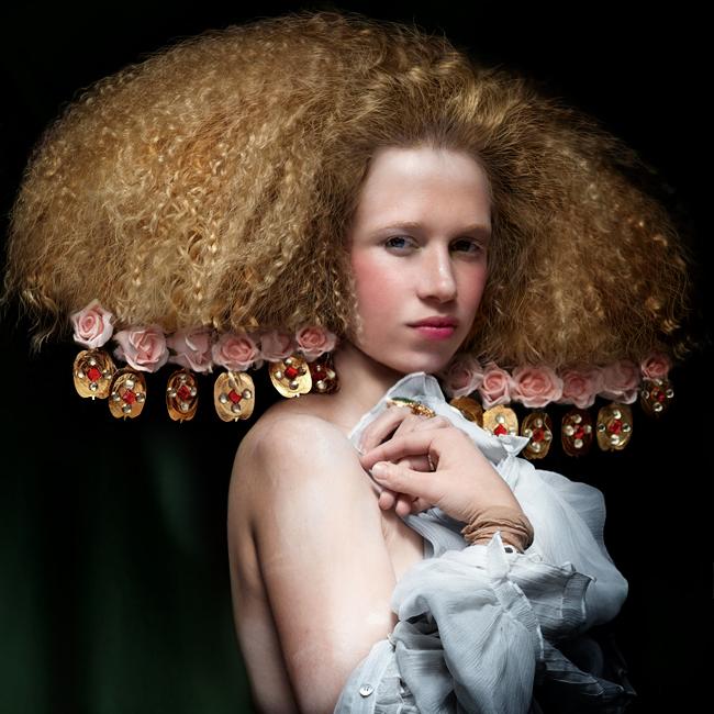 Project Hair : Infante D'Espagne
