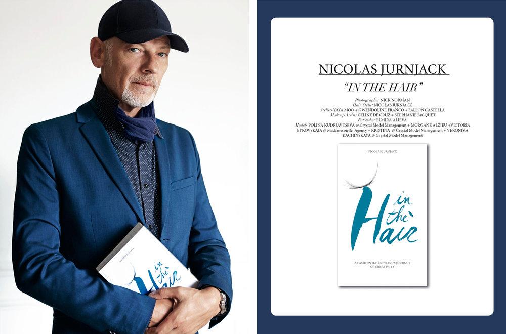 Obscurae Magazine - Nicolas Jurnjack -  Page 72-73