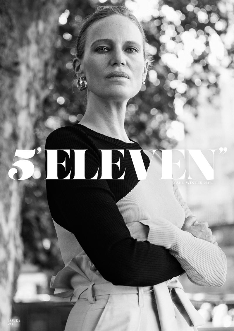5ELEVEN FW18 Cover