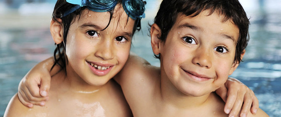 Best Friends At Swim & Play Lessons