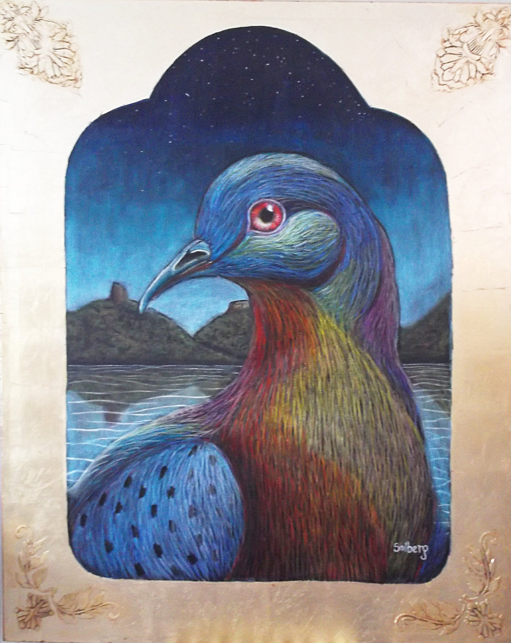 Martha; The Last Passenger Pigeon