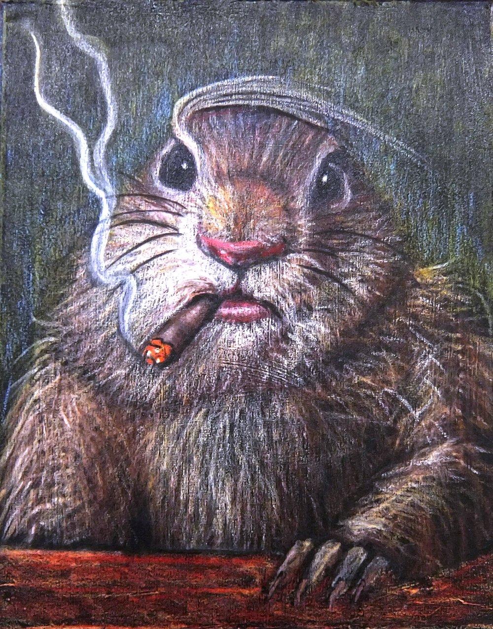 Smoking Marmot 2