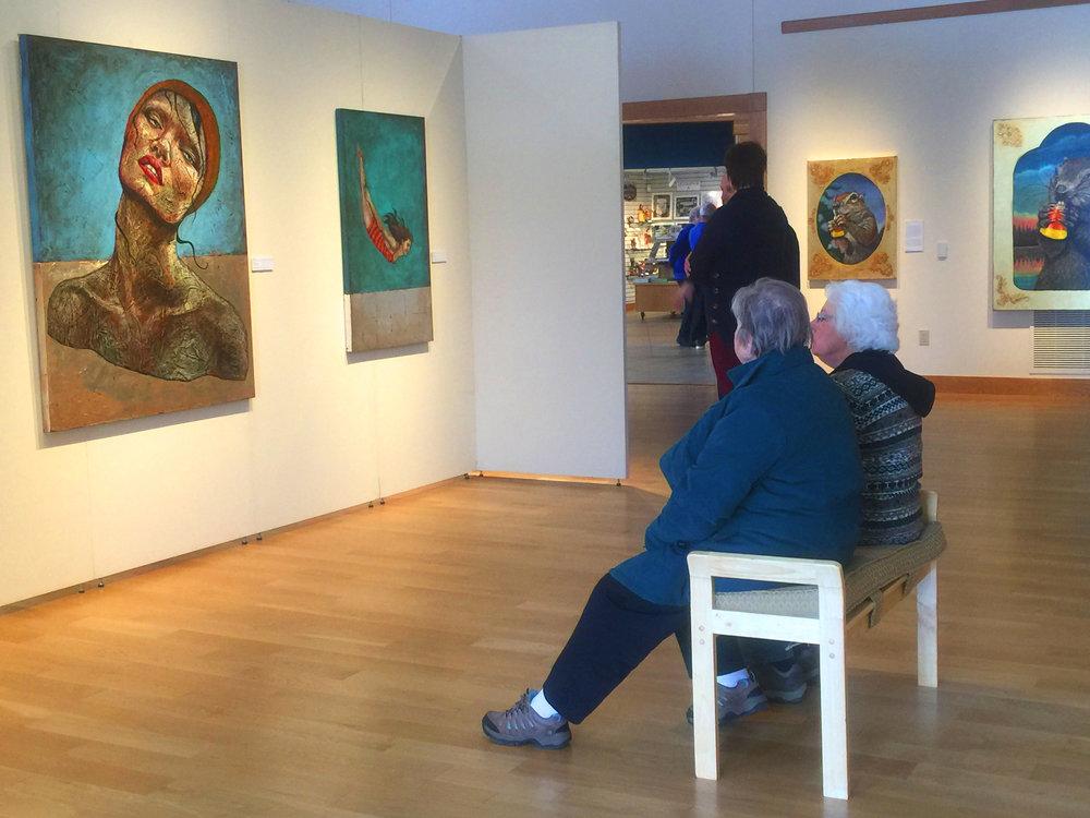 MInnesota Marine Art Museum - 2018