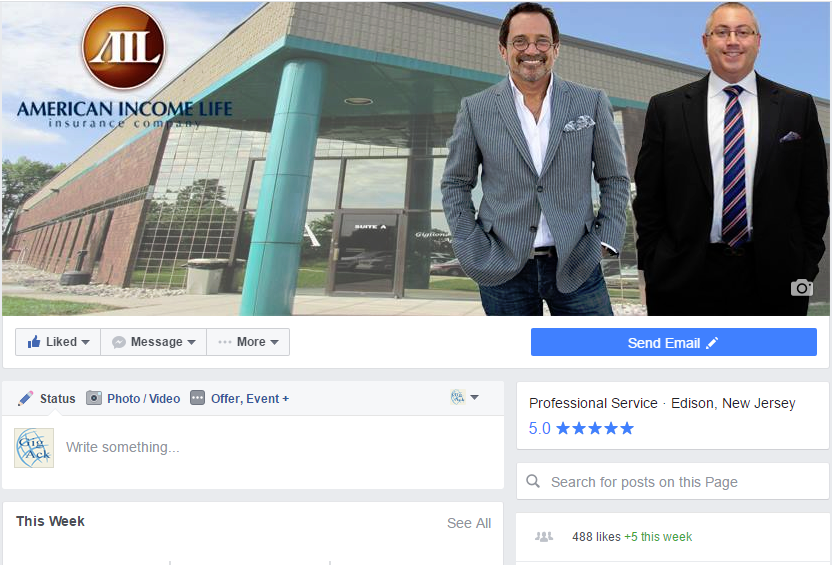 We are at 488 likes... Let's get to 500!
