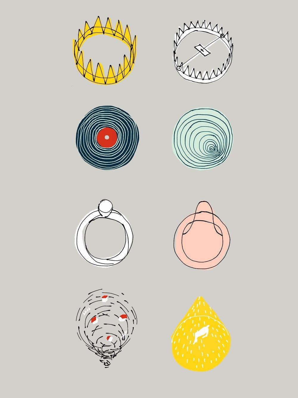 Full Circles 1