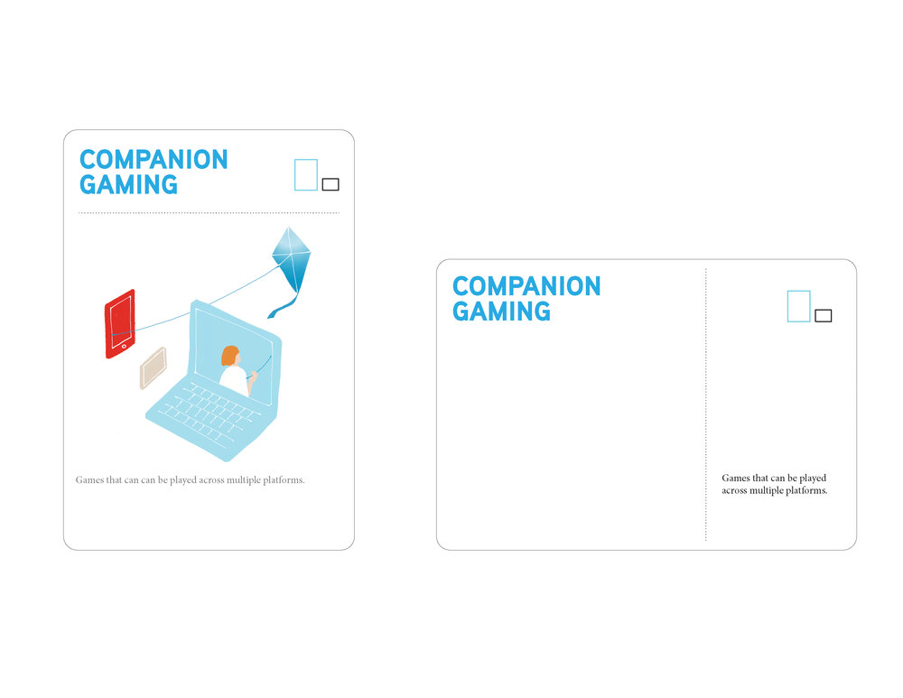 social influence: companion gaming