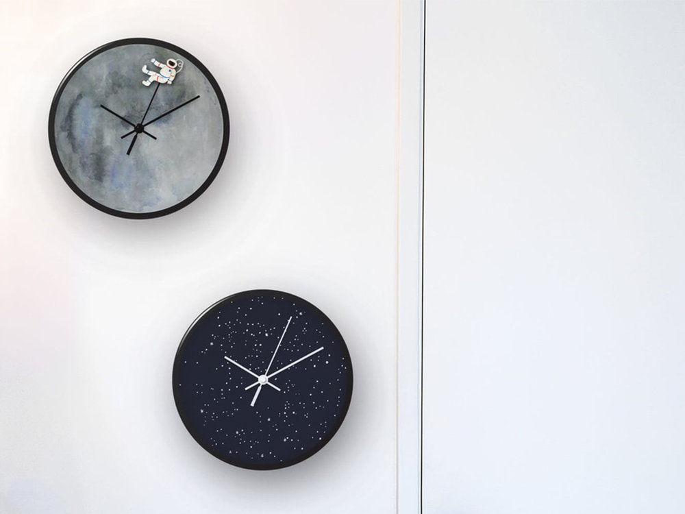 BLIK Clock Designs