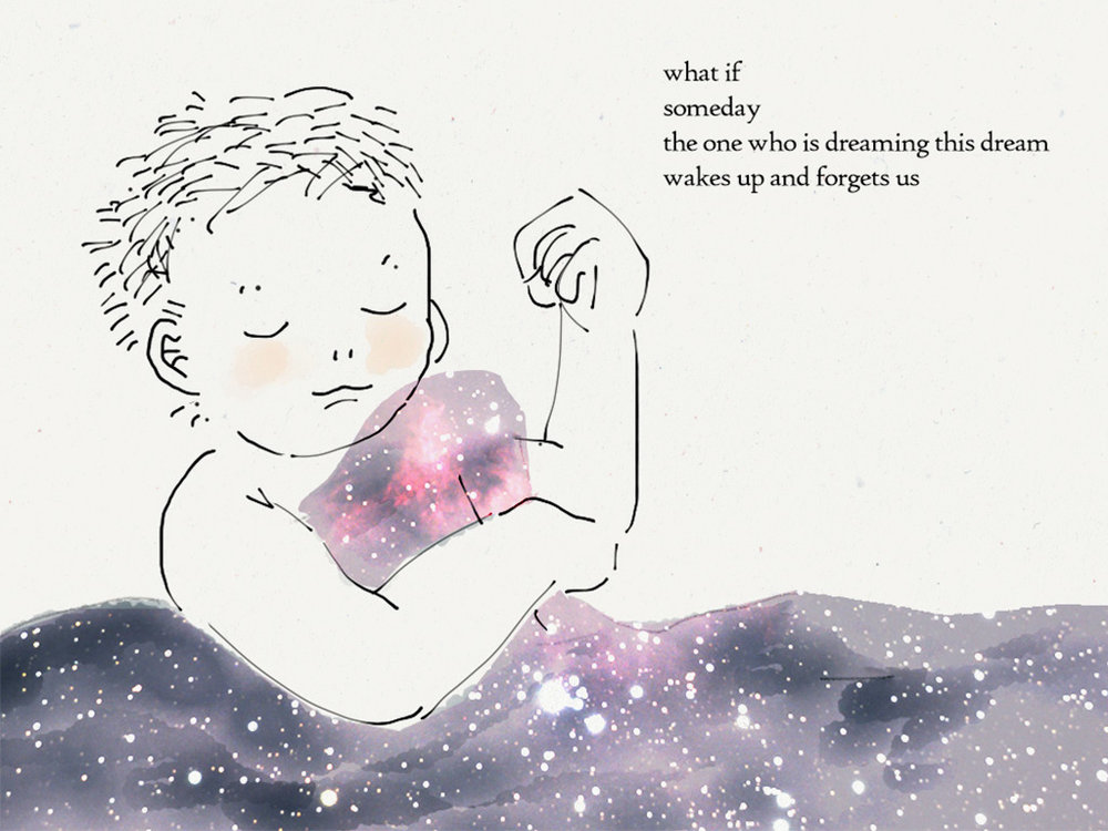 Sleeping Universe