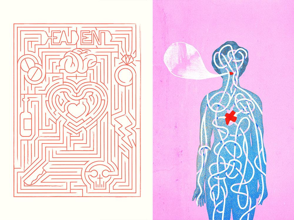 escape love mazes