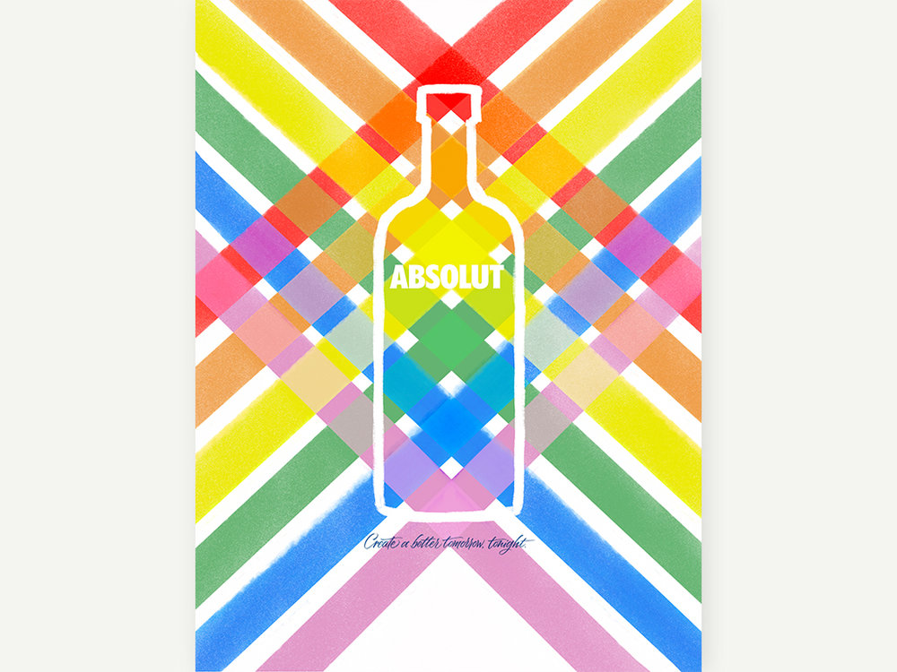 absolut creative competition entry 1