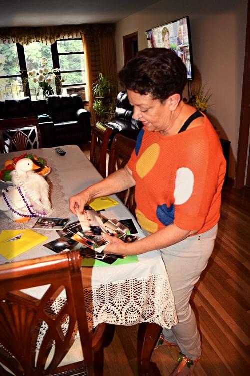 Margarita Cabrera nos enseña sus fotos