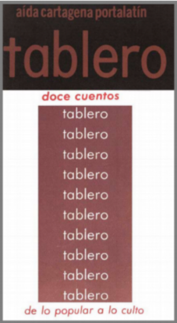 1978 edition of Tablero (Editora Taller)