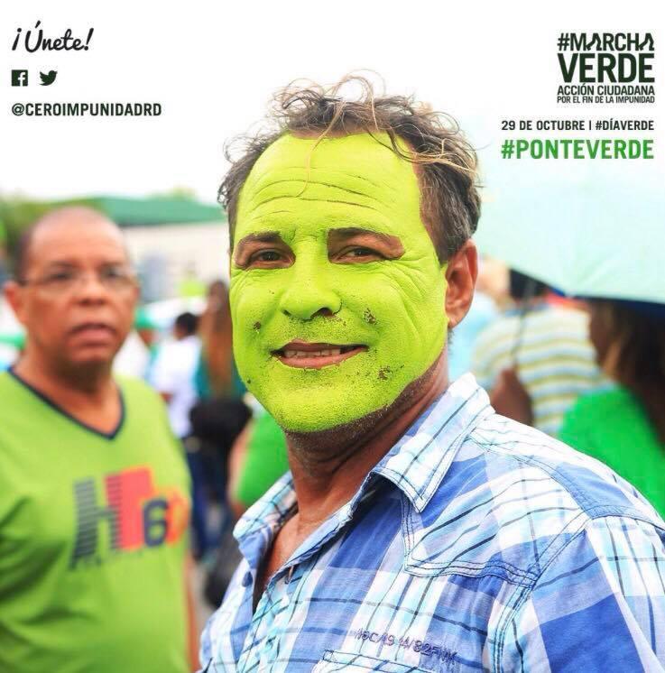 Foto: Spot publicitario de Marcha Verde.