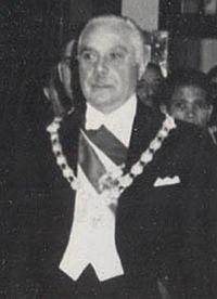 El dictador Rafael Leónidas Trujillo Molina.    Fuente: Wikipedia