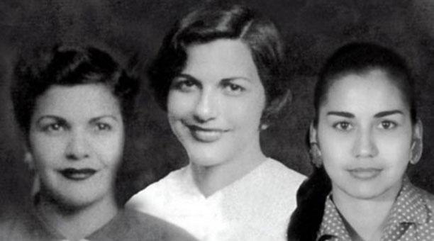 Las hermanas Mirabal victimas de la dictadura trujillista en Santo Domingo.  Fuente :Infobae América