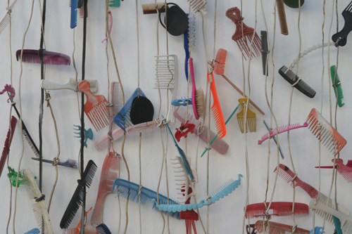 """De la exposición """"Flotando""""   de Tony Capellán.  Fuente:   Dominicanaonline"""