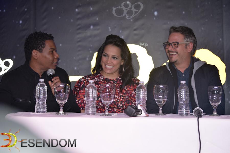 Foto:  Raymond Pozo, Celines Toribio, y Frank Perozo/ Fuente:  Emmanuel Espinal