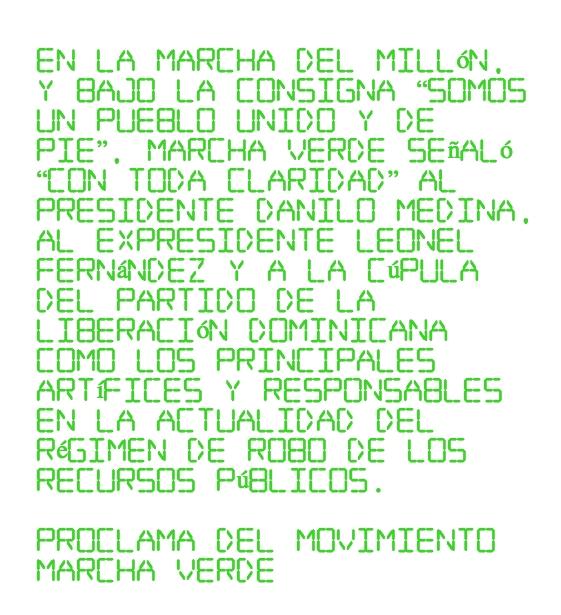 Proclama 2