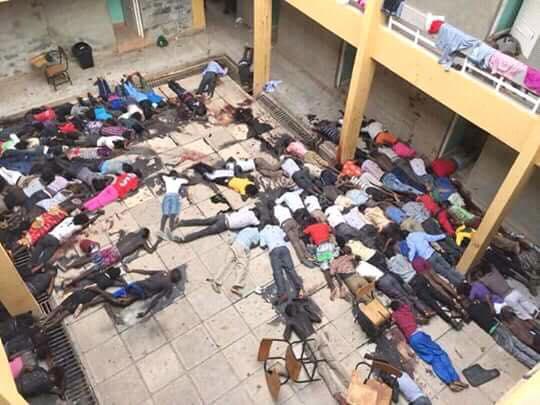 Imágenes de terremoto en Haití/Fuente: desconocido.