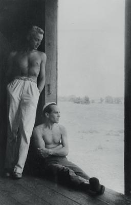 Glenway Wescott y Monroe Wheeler.