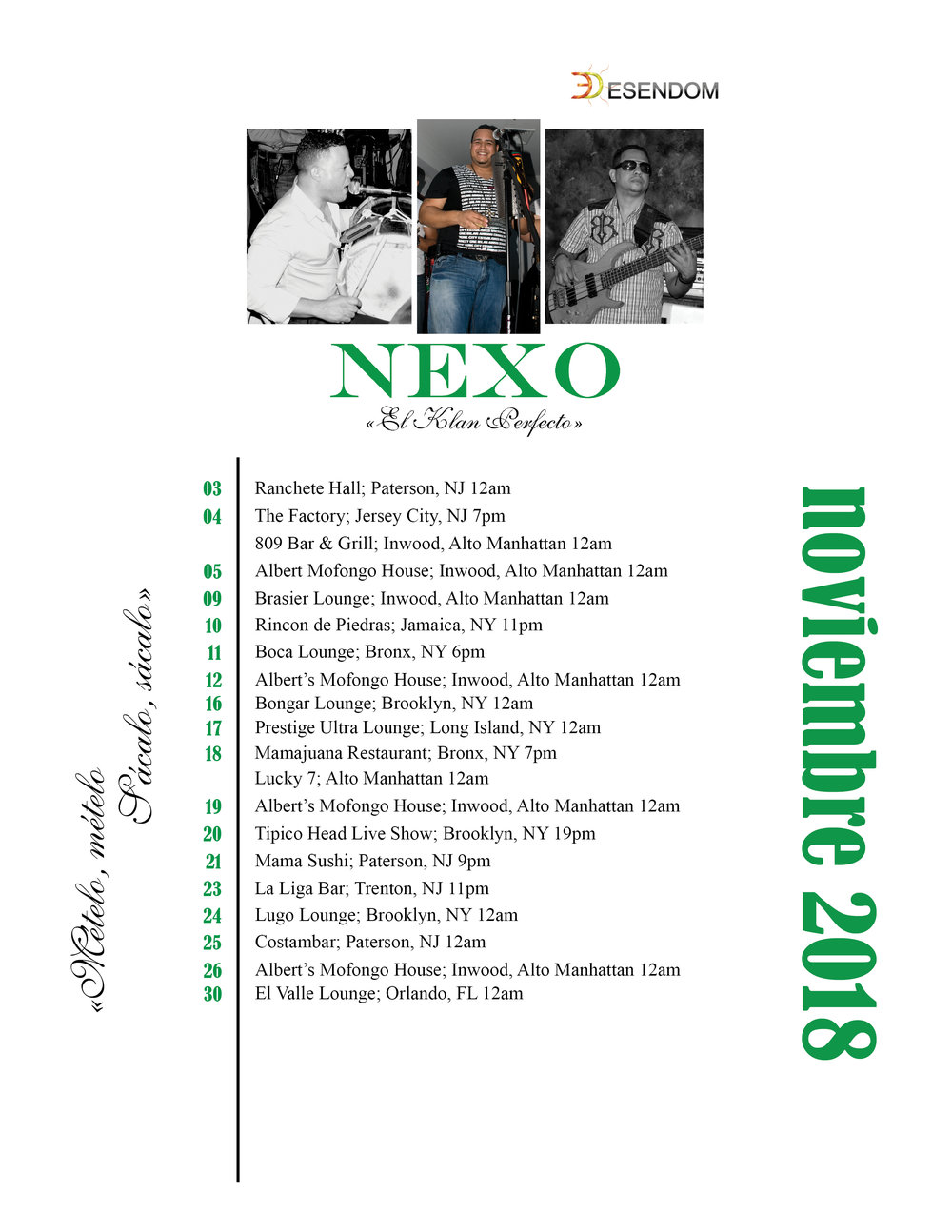 Itinerario nov 2018 Nexo.jpg